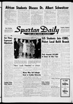 Spartan Daily, May 25, 1964 by San Jose State University, School of Journalism and Mass Communications