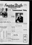 Spartan Daily, May 26, 1964 by San Jose State University, School of Journalism and Mass Communications