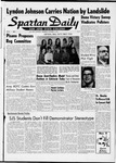 Spartan Daily, November 4, 1964 by San Jose State University, School of Journalism and Mass Communications