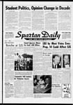 Spartan Daily, November 5, 1964 by San Jose State University, School of Journalism and Mass Communications