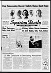 Spartan Daily, November 6, 1964 by San Jose State University, School of Journalism and Mass Communications