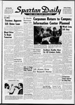 Spartan Daily, November 9, 1964 by San Jose State University, School of Journalism and Mass Communications