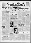 Spartan Daily, November 12, 1964 by San Jose State University, School of Journalism and Mass Communications