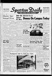 Spartan Daily, October 5, 1964