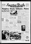Spartan Daily, October 6, 1964
