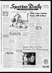 Spartan Daily, October 7, 1964 by San Jose State University, School of Journalism and Mass Communications
