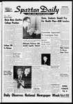 Spartan Daily, October 12, 1964 by San Jose State University, School of Journalism and Mass Communications
