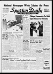 Spartan Daily, October 13, 1964 by San Jose State University, School of Journalism and Mass Communications