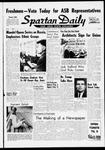 Spartan Daily, October 14, 1964