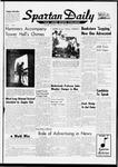 Spartan Daily, October 15, 1964