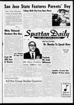 Spartan Daily, October 16, 1964