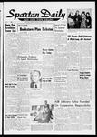 Spartan Daily, October 19, 1964