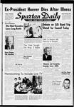 Spartan Daily, October 21, 1964