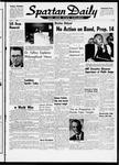 Spartan Daily, October 22, 1964