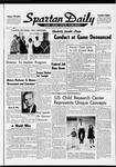 Spartan Daily, October 27, 1964