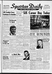 Spartan Daily, October 28, 1964
