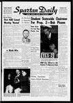Spartan Daily, September 25, 1964