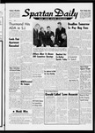 Spartan Daily, September 29, 1964 by San Jose State University, School of Journalism and Mass Communications