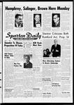 Spartan Daily, September 30, 1964