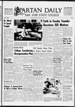 Spartan Daily, April 8, 1965