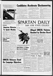 Spartan Daily, April 21, 1965