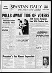 Spartan Daily, April 28, 1965