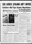 Spartan Daily, December 14, 1965 by San Jose State University, School of Journalism and Mass Communications