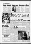 Spartan Daily, December 16, 1965 by San Jose State University, School of Journalism and Mass Communications