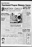 Spartan Daily, February 15, 1965