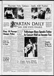 Spartan Daily, February 19, 1965 by San Jose State University, School of Journalism and Mass Communications