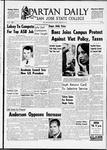 Spartan Daily, February 22, 1965 by San Jose State University, School of Journalism and Mass Communications