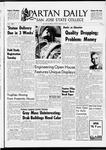 Spartan Daily, February 25, 1965