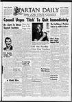 Spartan Daily, January 7, 1965 by San Jose State University, School of Journalism and Mass Communications