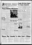 Spartan Daily, January 11, 1965 by San Jose State University, School of Journalism and Mass Communications