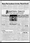 Spartan Daily, January 12, 1965 by San Jose State University, School of Journalism and Mass Communications