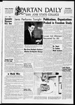 Spartan Daily, January 15, 1965 by San Jose State University, School of Journalism and Mass Communications