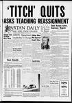 Spartan Daily, January 20, 1965