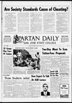 Spartan Daily, March 2, 1965 by San Jose State University, School of Journalism and Mass Communications