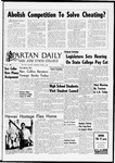 Spartan Daily, March 3, 1965 by San Jose State University, School of Journalism and Mass Communications
