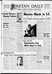 Spartan Daily, March 12, 1965