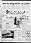 Spartan Daily, March 22, 1965