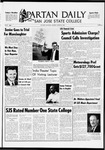 Spartan Daily, March 25, 1965