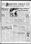 Spartan Daily, March 26, 1965