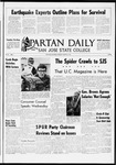 Spartan Daily, March 29, 1965
