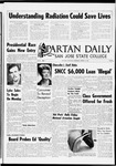 Spartan Daily, March 31, 1965