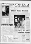 Spartan Daily, May 5, 1965 by San Jose State University, School of Journalism and Mass Communications
