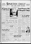 Spartan Daily, May 6, 1965 by San Jose State University, School of Journalism and Mass Communications