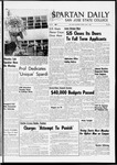 Spartan Daily, May 7, 1965 by San Jose State University, School of Journalism and Mass Communications