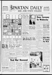 Spartan Daily, May 10, 1965 by San Jose State University, School of Journalism and Mass Communications