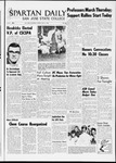 Spartan Daily, May 11, 1965 by San Jose State University, School of Journalism and Mass Communications